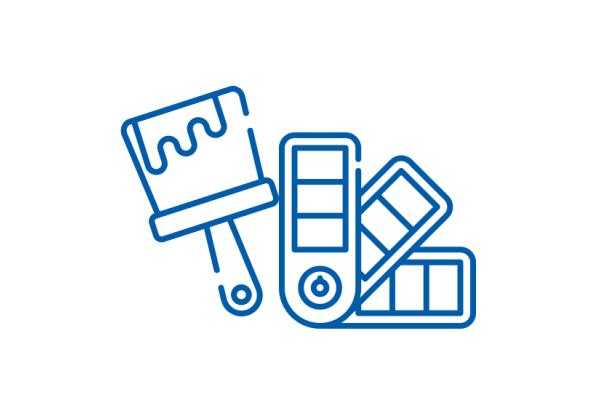 Rudolf Krämer Baumarkt-Handel GmbH - Services - Farbmisch-Service
