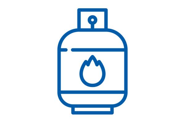 Rudolf Krämer Baumarkt-Handel GmbH - Services - Gas