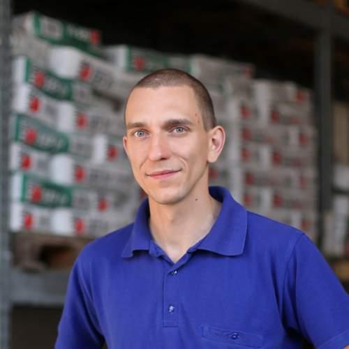 Rudolf Krämer Baumarkt-Handel GmbH - Ansprechpartner - Stephan Kalisch
